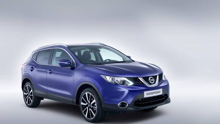 Nissan bringing Qashqai,