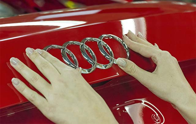 All-electric Audi SUV to Feature Batteries