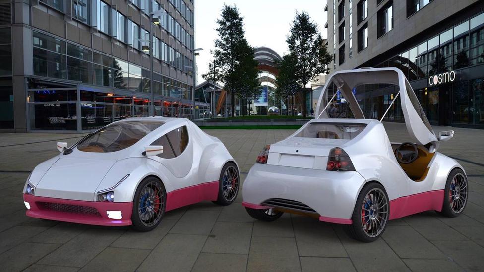 Build An Electric Car