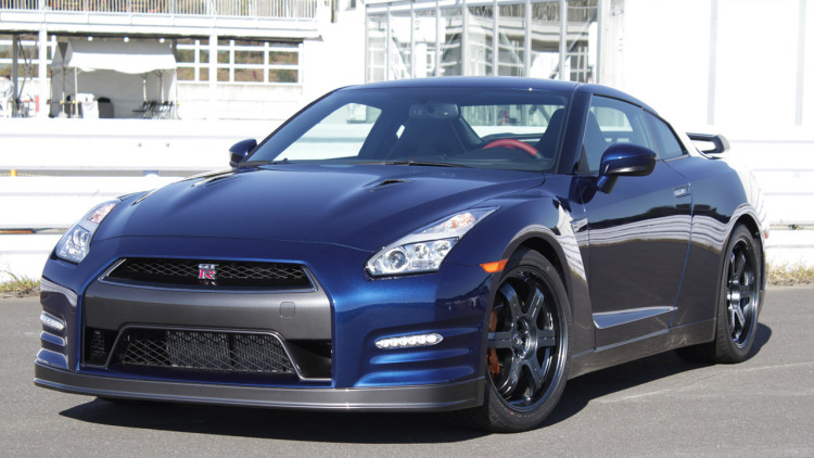 Nissan All-Electric GT-R