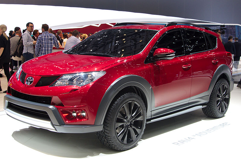 Toyota RAV4 Adventurer