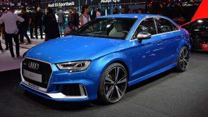 Audi Sport RS Lineup