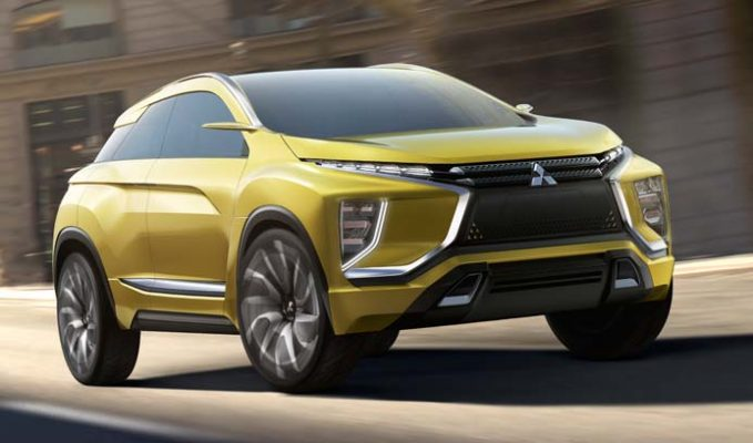 Long Range Mitsubishi Ex Concept Suv Unveiled In La Autoizer Auto News And Blog
