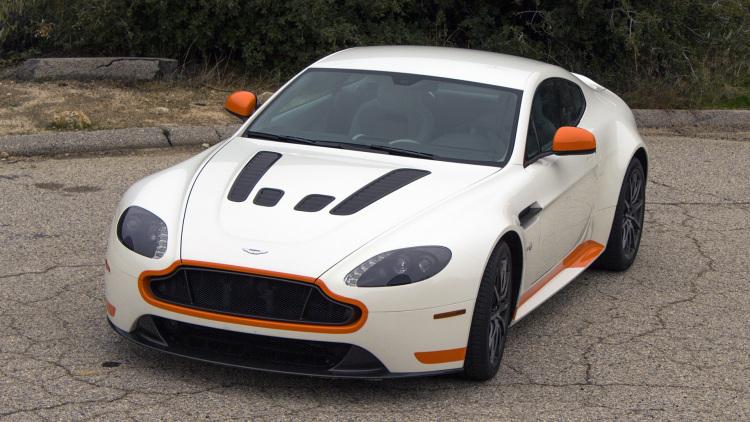 2017 Aston Martin V12