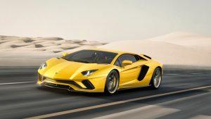 2017 Lamborghini