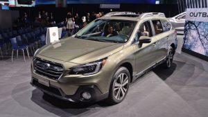 2018 Subaru