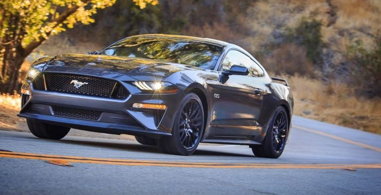 2018 Mustangs