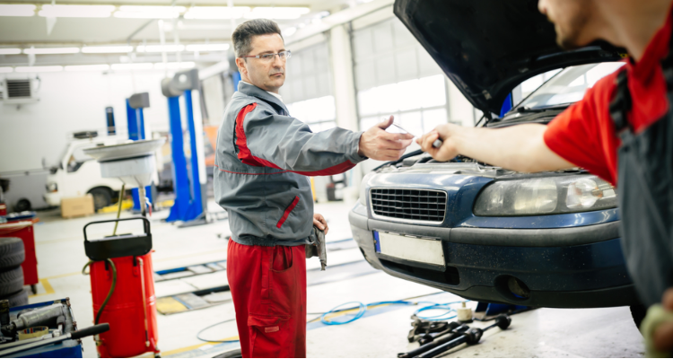 6 Signs an Auto Repair is Needed