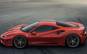 Hardcore Ferrari 488