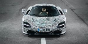 McLaren Three-Seat BP23