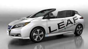 Nissan Leaf Cabrio