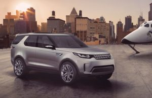 2020 Land Rover