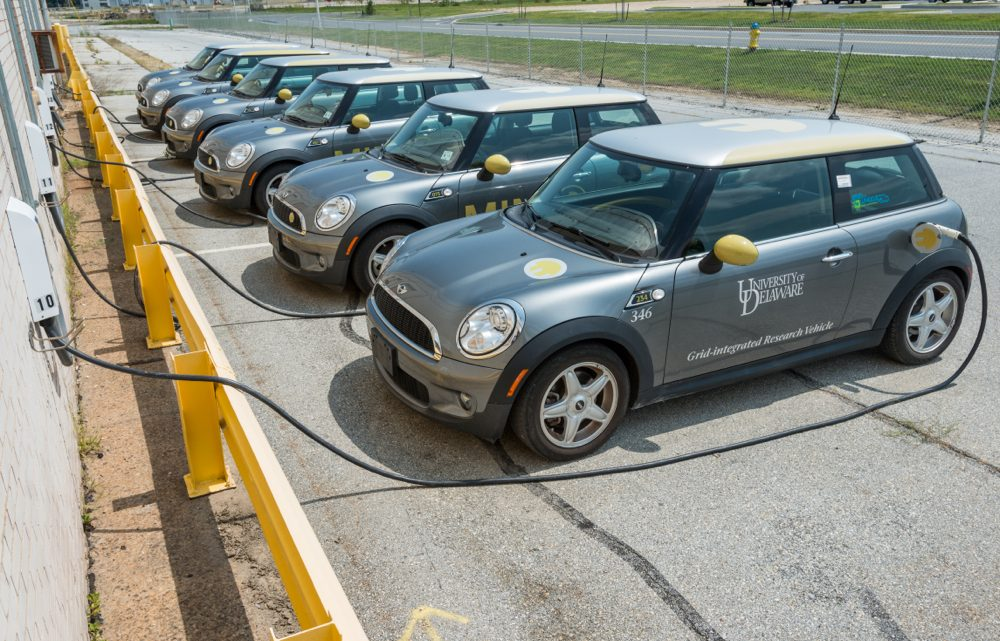 The power of the electric car