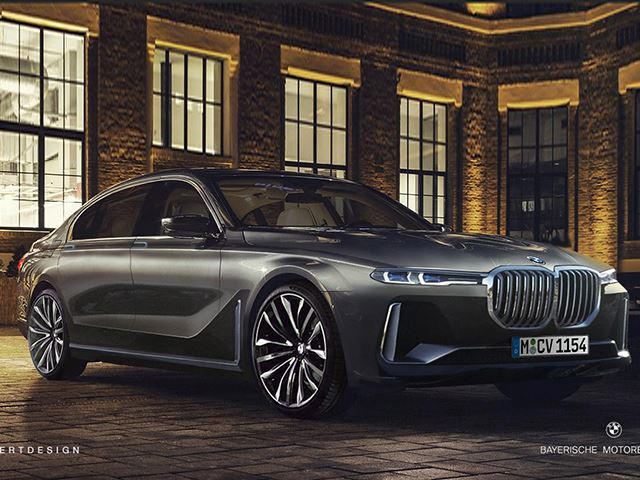 2020 Bmw 7 Series Photos Leak Hot Off The Grille Autoizer