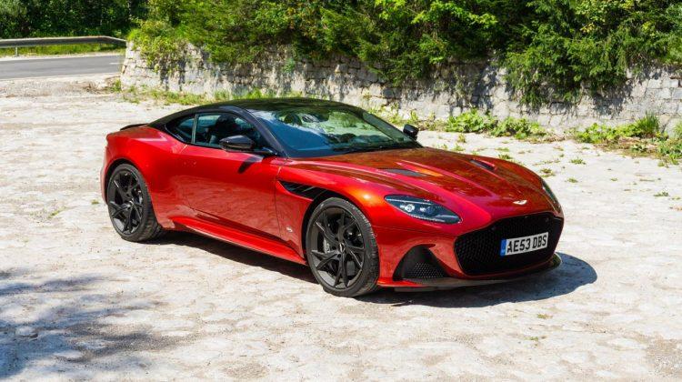 2019 Aston Martin DBS