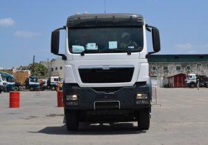 Driving Heavy Vehicle