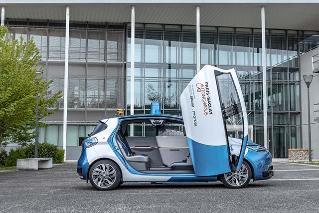 Renault-ZOE-Cab
