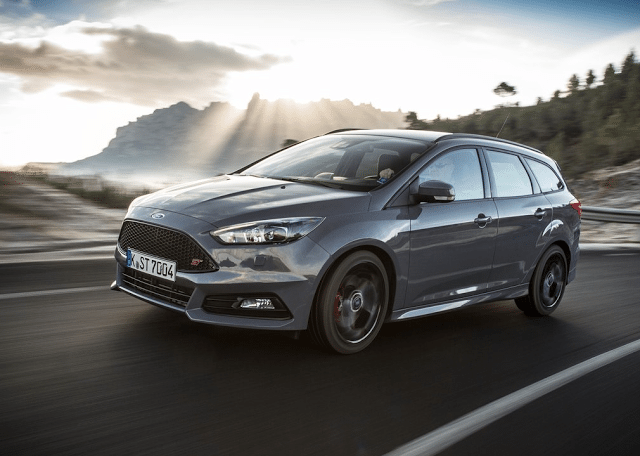 The Ford Focus ST Wagon