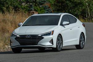 2020 Hyundai Elantra Sedan Gains