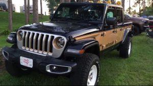 Jeep Gladiator Honcho