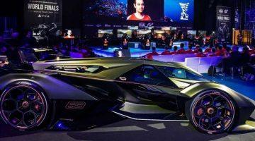 Lambo V12 Vision GT