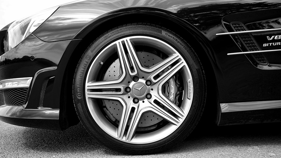 Purchasing Used Tyres